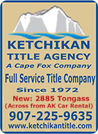 Ketchikan Title Agency - Full Service Title Company - Ketchikan, Alaska