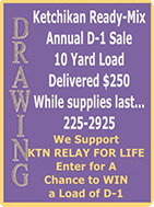 Ketchikan Ready-Mix & Quary - Annual D-1 Sale
