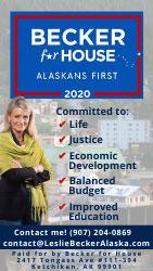 Leslie Becker for Alaska State House - District 36 -  2020
