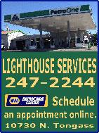 Lighthouse Services - Ketchikan, Alaska