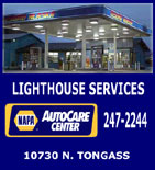 Lighthouse Services - Ketchikan, Alaska