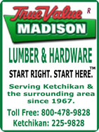 Madison Lumber & Hardware - True Value - Ketchikan, Alaska