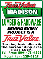 True Value Madison Lumber & Hardware - Ketchikan, Alaska
