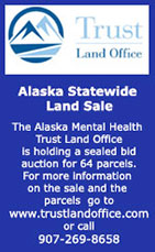Alaska Mental Health Trust Land Offide Statewide Land Sale
