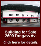 Building For Sale - Ketchikan, Alaska