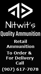 Nitwit's Retail Ammunition - Ketchikan, Alaska