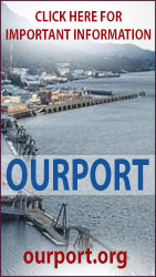 Our Port - Ketchikan, Alaska - OURPORT is a group of Ketchikan residents for retaining local port control.
