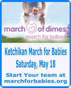 Ketchikan March for Babies - May 18, 2013