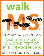 Walk MS - Ketchikan, Alaska - May 18, 2013