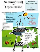 Summer BBQ & Open House