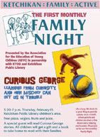 The First Monthly Family Night