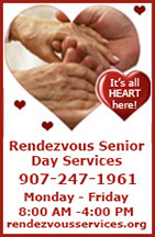 Rendezvous Senior Day Services - Ketchikan, Alaska