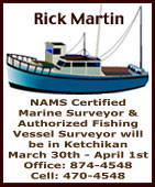 Rick Martin Marine Surveyor
