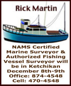 Rick Martin - Marine Surveyor