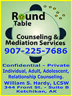 Round Table Counseling & Mediation Services - Ketchikan, Alaska