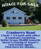 Cranberry Road Home for Sale - Ketchikan, Alaska