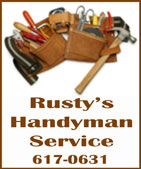 Rusty's Handyman Service - Ketchikan, Alaska