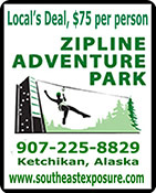 Southeast Exposure, Outdoor Adventure Center - Ketchikan, Alaska