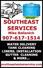 Southeast Services - Ketchikan, Alaska - Bulk Water Delivery, more...