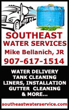 Southeast Water Services - Bulk Water Delivery - Ketchikan, Alaska