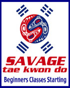 Savage Tae Kwon Do