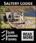 Saltery Lodge - Ketchikan, Alaska -- Alaska Fishiing Lodge