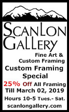 Scanlon Gallery - Fine Art and Custom Framing - Ketchikan, Alaska since 1972
