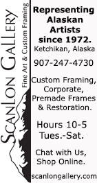 Scanlon Gallery - Ketchikan, Alaska