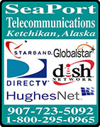 SeaPort Telecommunications - Ketchikan, Alaska