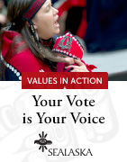 SEALASKA: Your Vote Is Your Vote