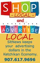 Shop Local & Advertise Local with SitNews - Ketchikan, Alaska