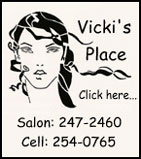 Vicki's Place - Exclusive Salon - Ketchikan, Alaska