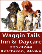 Waggin Tails Inn & Daycare for Pets - Ketchikan, Alaska