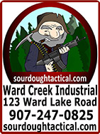 Sourdough Tactical - Ward Creek Industrial - Ketchikan, Alaska