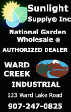 Ward Creek Industrial - Ketchikan, Alaska - Authorized Dealer Sunlight Supply®, Inc.
