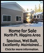 Ketchikan Home For Sale