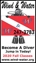 Wind & Water - Charters and Scuba and Classes - Ketchikan, Alaska