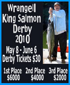 Wrangell King Salmon Derby