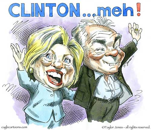 jpg Can Hillary Convince Voters She's the Optimistic Candidate?