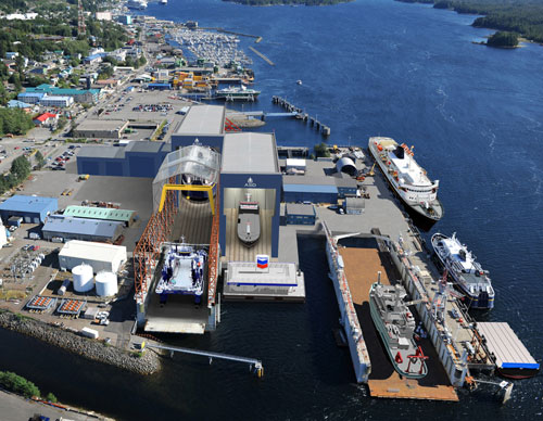 Shipyard Stories Big News in 2012