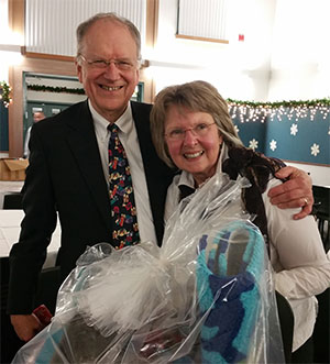 jpg Dr. David Johnston retired after more than 40 years of service to the community.