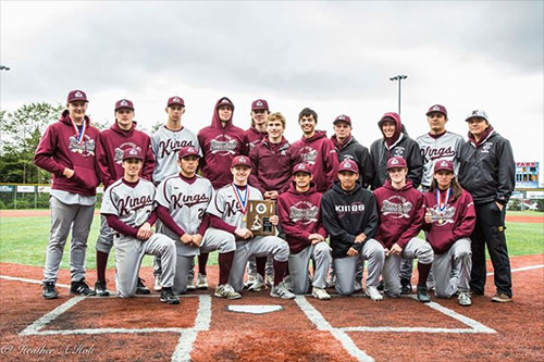 jpg KHS Boys' Baseball Team posed after winning the Regional in Sitka