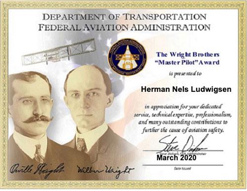 jpg Award presented to Herman Ludwigsen