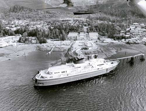 jpg First State Ferry Arrived 50 Years Ago