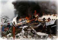 Airport Jet Crash was 35 years ago