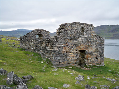 jpg Church of Hvalsey Nordic Ruins on Greenland