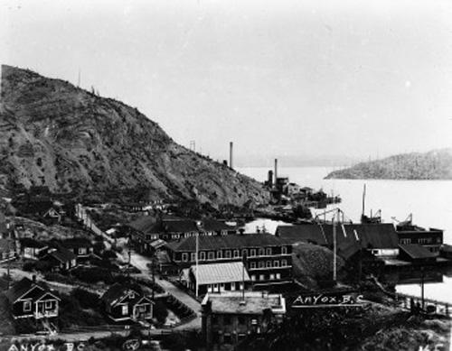jpg Anyox, BC 1934