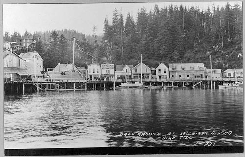 jpg Anyox: Once Ketchikan's Rival; Now just another ghost town