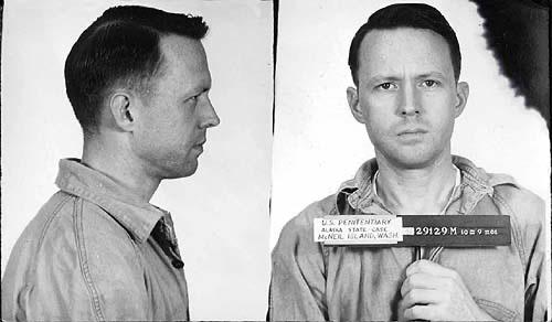 jpg Bill Mitchell's mug shot,October 9, 1961