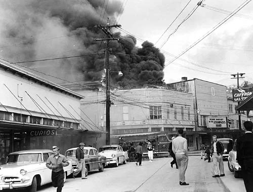 jpg Coliseum Theater fire, May 21, 1956